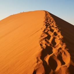 Dune 45, Sossusvlei (2008)