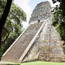 Tikal, Guatelmala (2015)