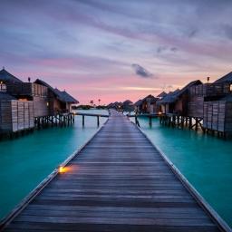 Arrival – Gili Lankanfushi, Maldives (2017)