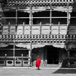 Rinpung Dzong, Bhutan (2018)