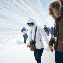 Tateyama Kurobe Alpine Route, Japan (2015)