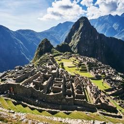 Machu Picchu, Peru (2009)