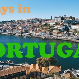 5 Days in Portugal (Video)